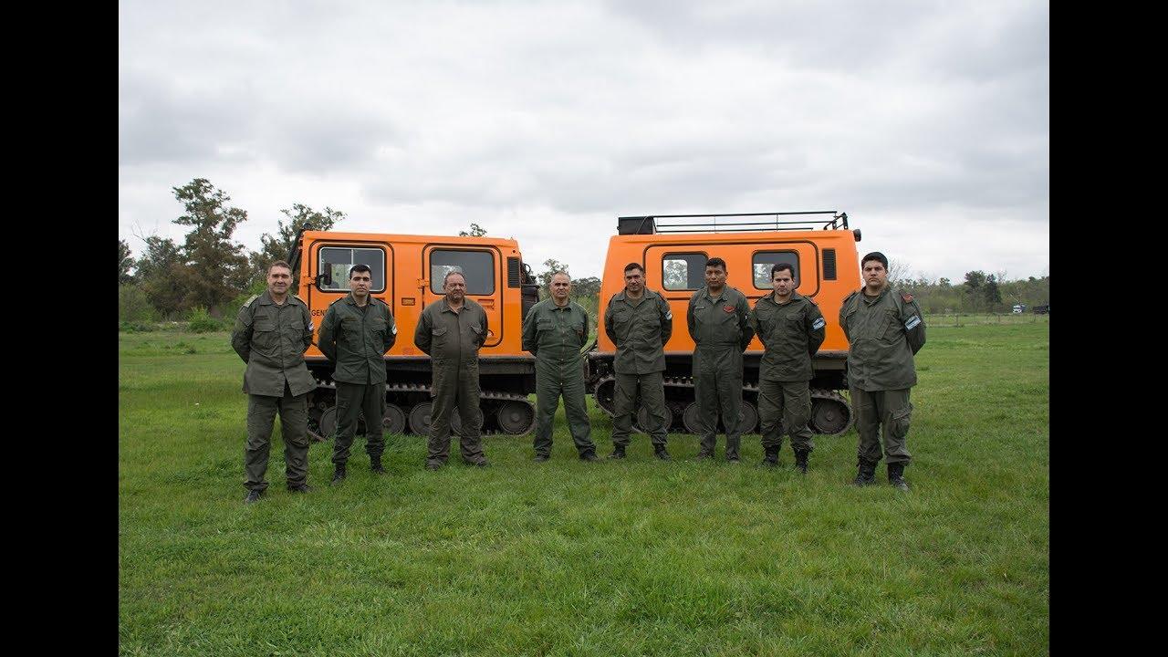 Resultado de imagen para Gendarmería + Hägglunds Bandvagn 206