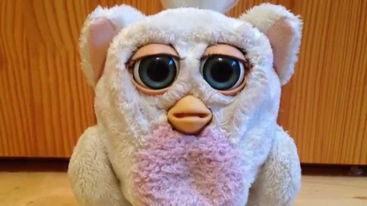 Furby Baby