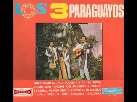 los tres paraguayos  vol 2 B 2 Amapola