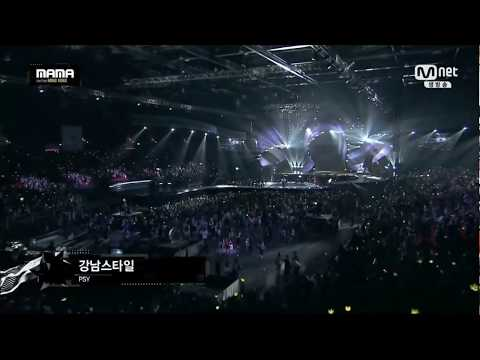 PSY - DADDY (feat. CL) live performance