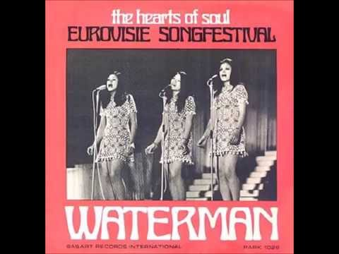 1970 The Hearts Of Soul - Waterman
