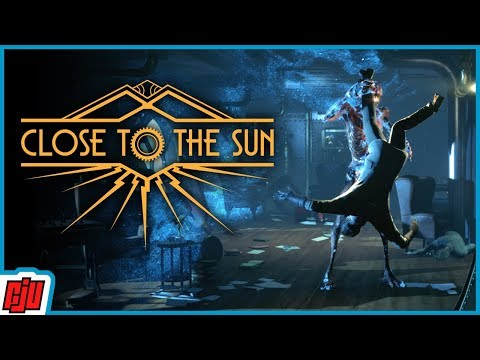 Close To The Sun Part 3 | PC Horror Game | Gameplay Walkthrough