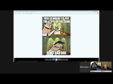 Total Justice Gaming Ep69: We