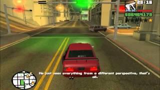 GTA San Andreas PC Win 7 |Radeon HD 6870|i5 650|8GB DDR3|Max Settings|3AA|