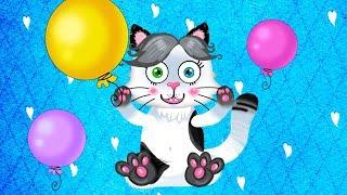 Котик - Дитячі Пісні й Мультики Українською Мовою - З Любов'ю до Дітей