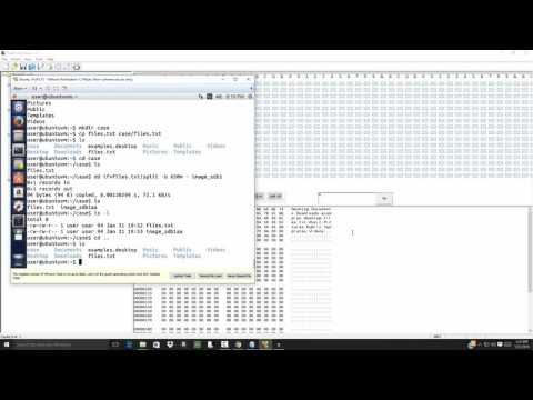 Introduction to Computer Forensics - dd Command, Part 2