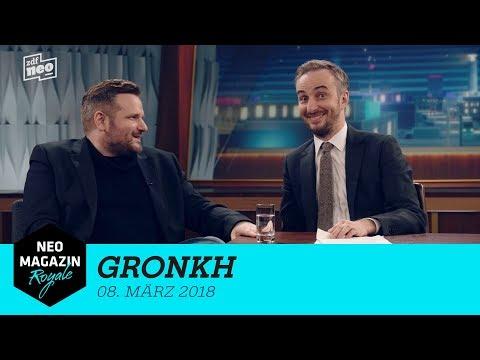Heute zu Gast: Gronkh   NEO MAGAZIN ROYALE mit Jan Böhmermann - ZDFneo