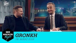 Heute zu Gast: Gronkh | NEO MAGAZIN ROYALE mit Jan Böhmermann - ZDFneo