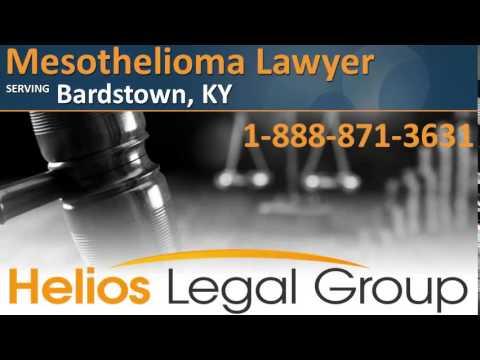 Bardstown Mesothelioma Lawyer & Attorney -  Kentucky