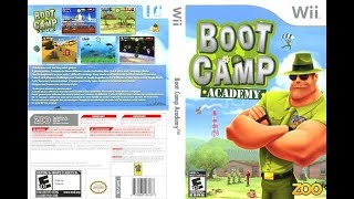 ألعاب زمان : Boot Camp Academy -Air Strikes -Nintendo Wii