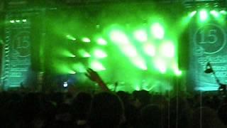 Marsimoto Splash! 2012 - Grünes Haus