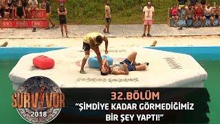 Acun Ilıcalı'dan Hilmi Cem'e ihtar!| 32.Bölüm | Survivor 2018