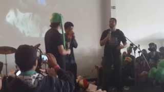 monark e leon batalha de rap 06 10 13