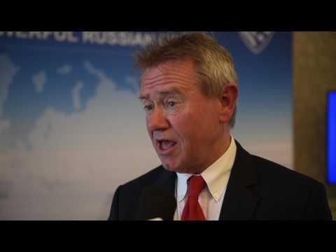 David Haigh, chief executive, Brand Finance