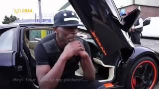 Ommy Dimpoz - Ndagushima Behind the Scene