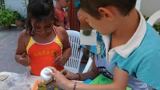 Паневритмия, Синьо лятно училище - Златни пясъци 2010