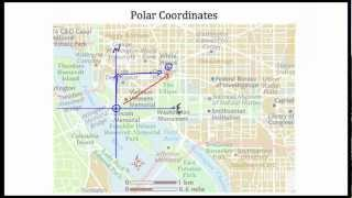 Introduction to Polar Coordinates and Conversions