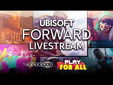 Ubisoft Forward Livestream with Post Show Discussion