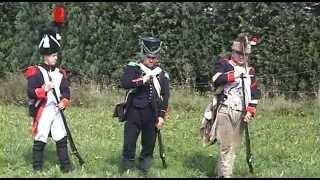Les armes des troupes de Napoléon - Usage du fusil modèle 1777 et l