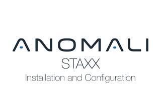 Anomali STAXX STIX TAXII Installation Tutorial