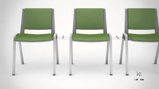 KENTRA CHAIR - WHEN THE CONCEPT ELIMINATES THE SUPERFLUOUS