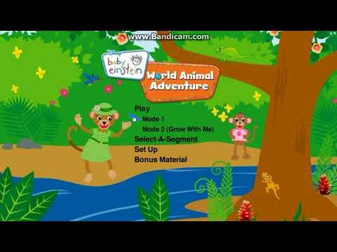 Opening To World Animal Adventure 2009 Dvd Youtube