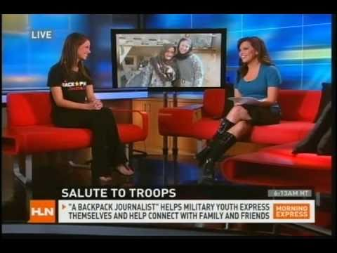 Ashley Childs - HLN Salute to her mom