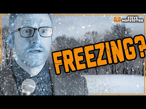 Steve Hofstetter Stand Up Comedy - How Cold Is Canada?