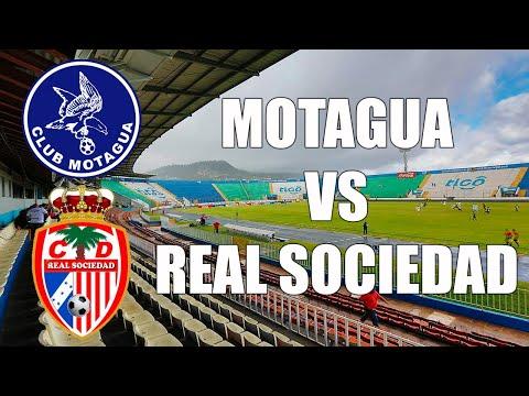 Motagua 2-0 Real Sociedad RESULTADO FINAL | Liga de Honduras | 24/02/2021
