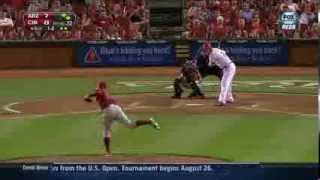 Arizona Diamondbacks vs. Cincinnati Reds -Recap- 8/21/13
