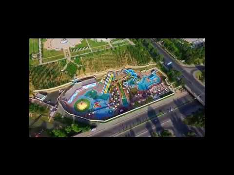 Новый АКВАПАРК в Таджикистане г Душанбе (((ОБШОРОН)))