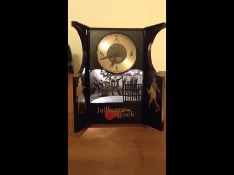 Elvis Jailhouse Rock Alarm Clock