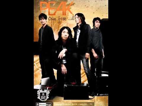 Best of Peak รวมเพลงดีที่สุดของวงพีค