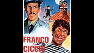 Franco e Ciccio... ladro e guardia - Robby Poitevin - 1969