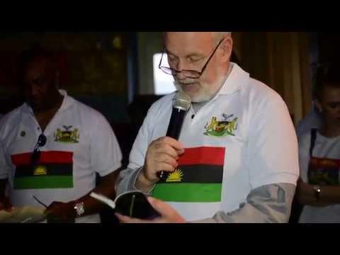 Biafran in Russia 2015