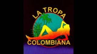 tropa colombiana danza negra