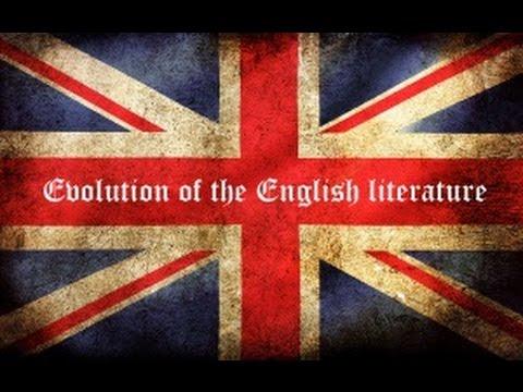 Evolution of the English literature