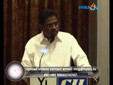 Srini Raju, Co-founder & Chairman, Peepul Capital, CII - hybiz.tv