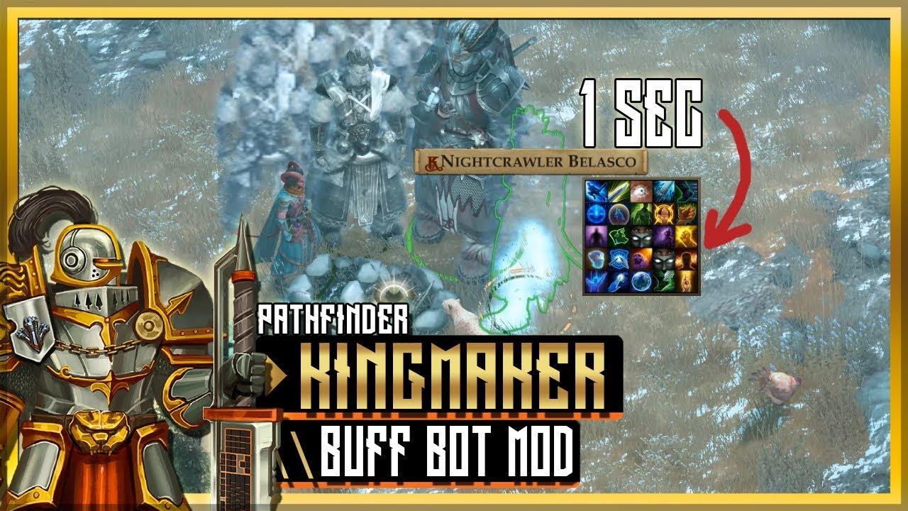 Pathfinder: Kingmaker CRPG
