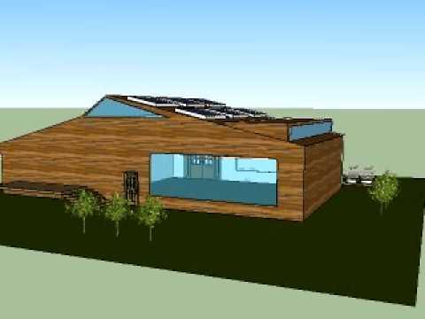 Efficient house design Cam