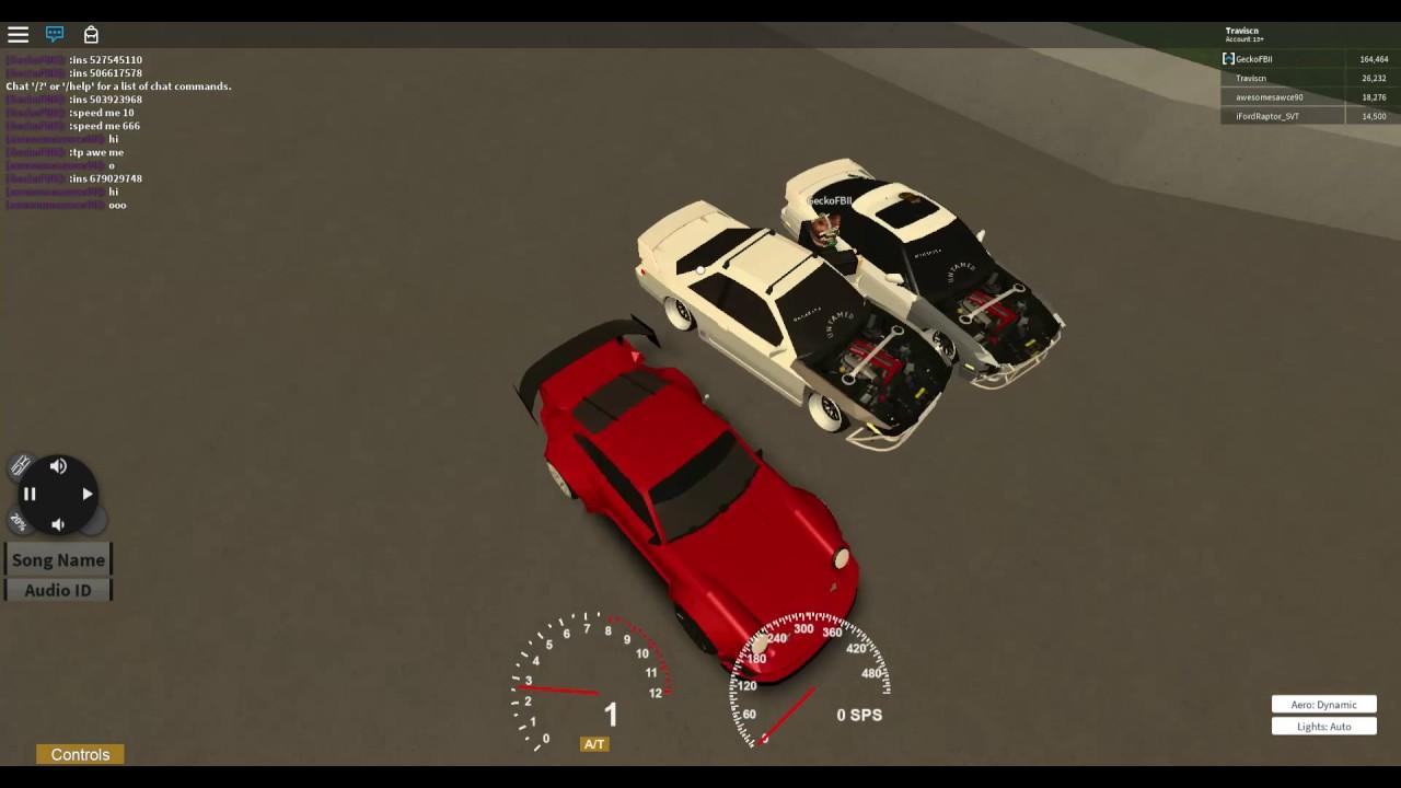 Heavy Clutch New Car Drifting Roblox