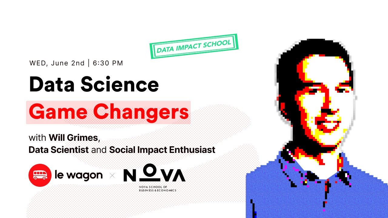 Data Impact School | Talk with Will Grimes