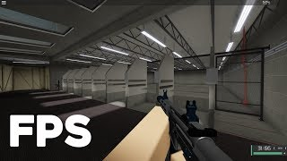 Roblox Dev - FPS Game Project
