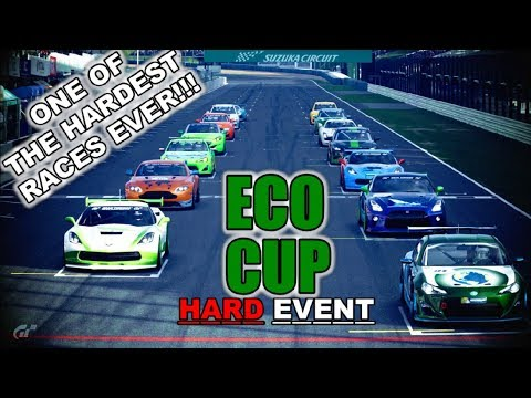 GT Sport - ECO CUP (Hard Event)