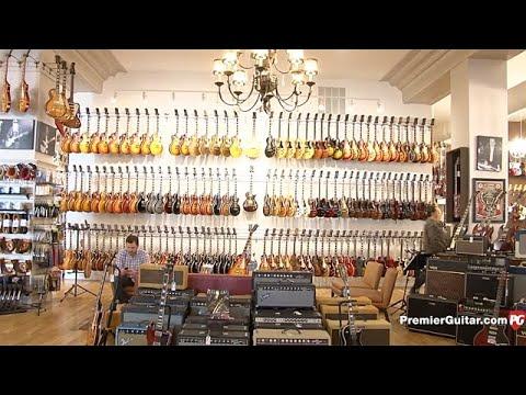 Chicago Music Exchange Shop Tour