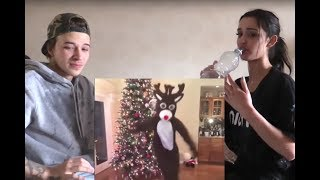 Try Not To Laugh CHALLENGE With My Girlfriend!! *IMPOSSIBLE*