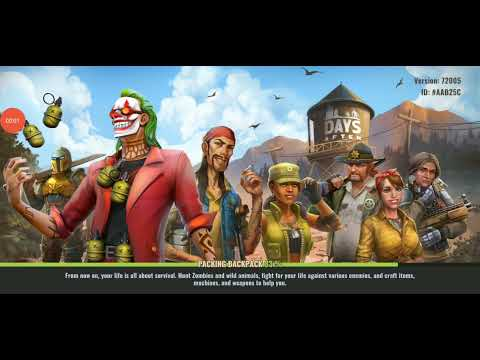 Days After Zombie Survival game : Making the Trailer home - Mobile Zombie game |