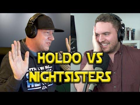 Holdo VS Nightsisters | Star Wars: Galaxy Of Heroes - SWGoH