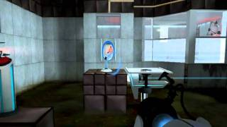 Portal 1 Gameplay (PC)
