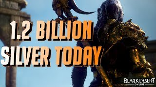 BDO - I Made 1.2 Billion Silver Today in 5 Hours